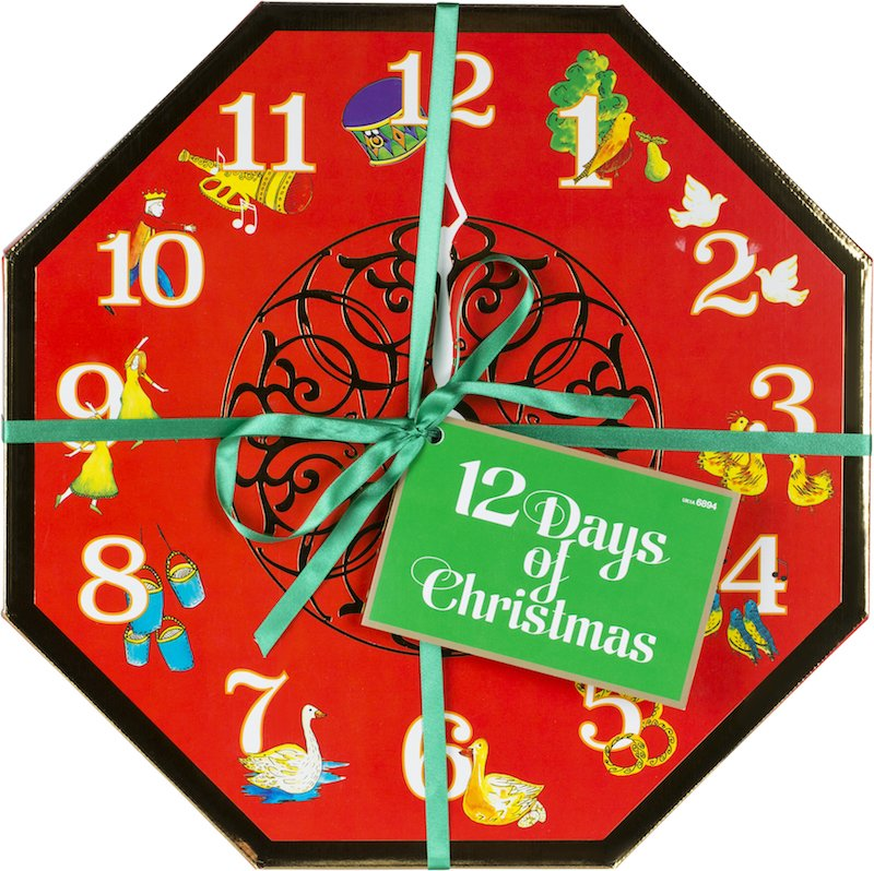 calendario avvento Lush