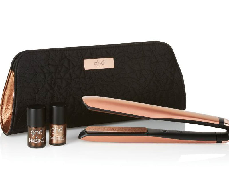 Coffret ghd COPPER LUXE Platinum Styler Premium