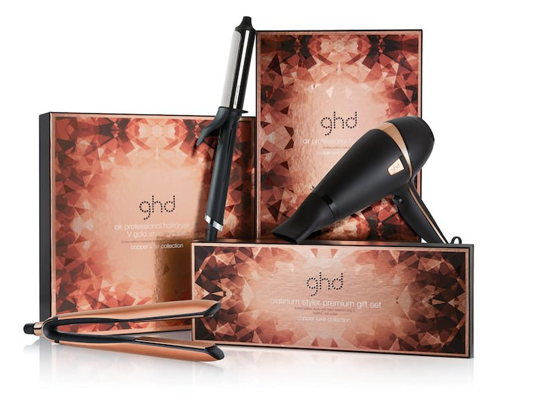 Ghd Copper Luxe Collection