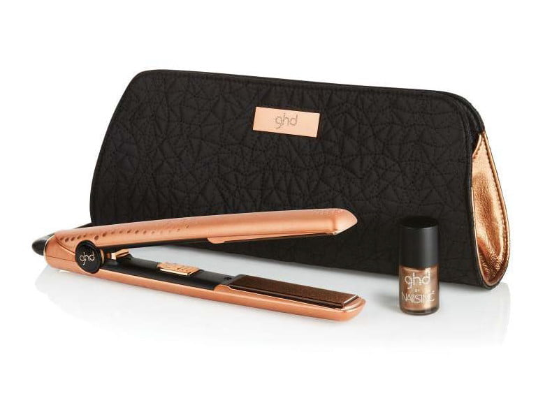 Coffret COPPER LUXE V Gold Styler Premium