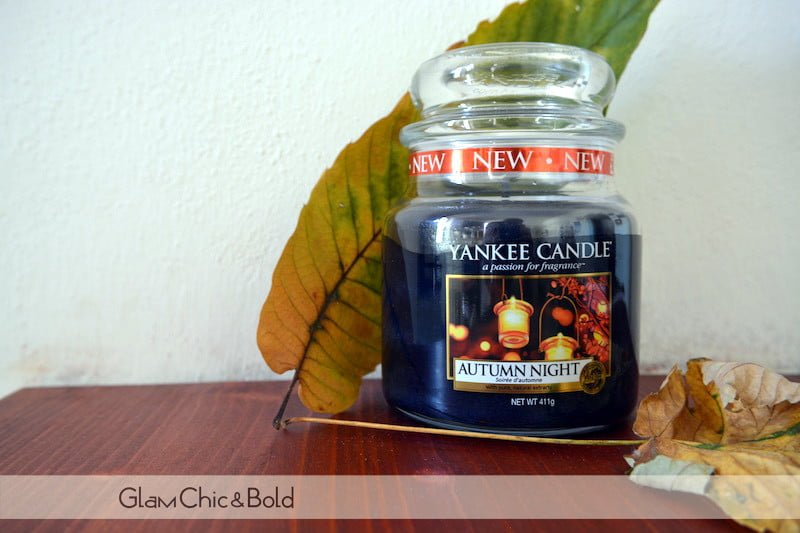 Yankee Candle autunno 2016