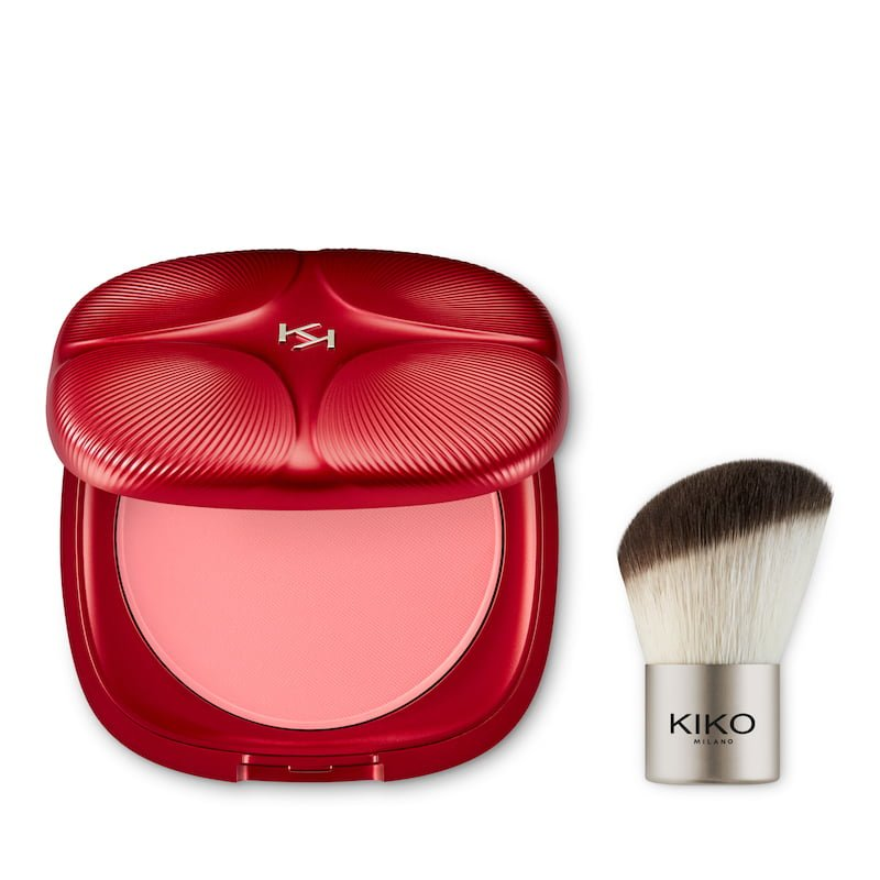 blush & kabuki Kiko Holiday Collection
