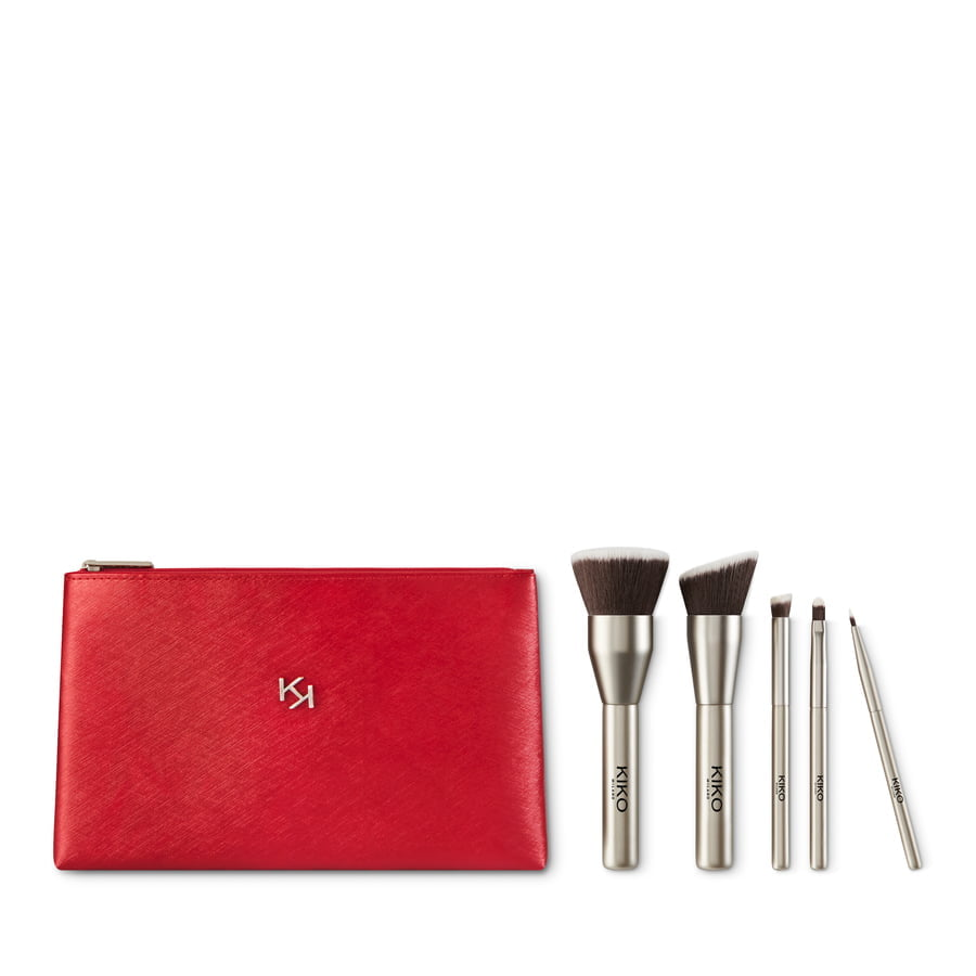 Kit pennelli makeup
