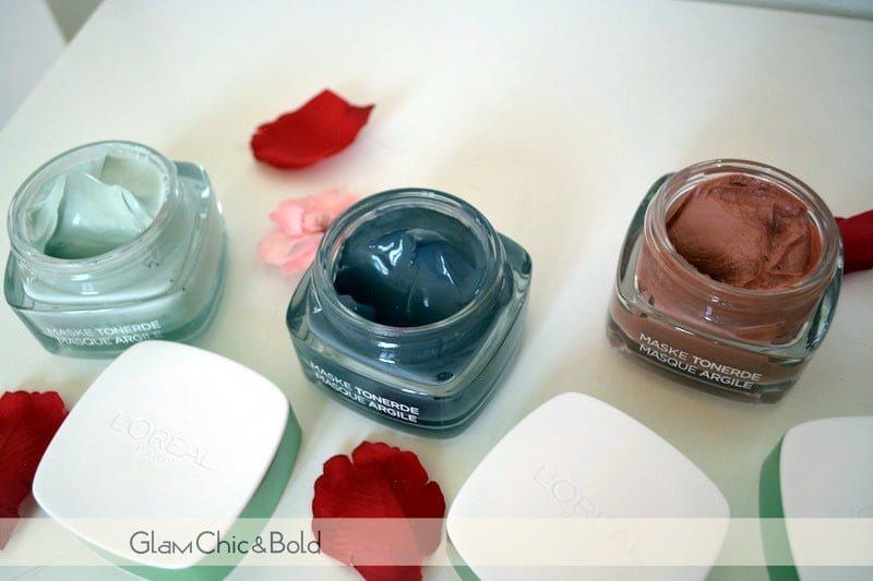 Maschere L'Oréal detox