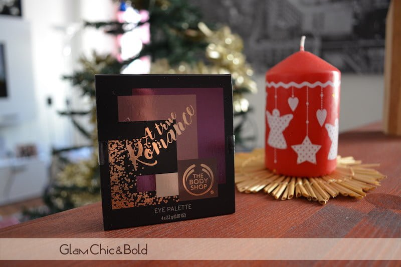 make up The body Shop Natale 2016