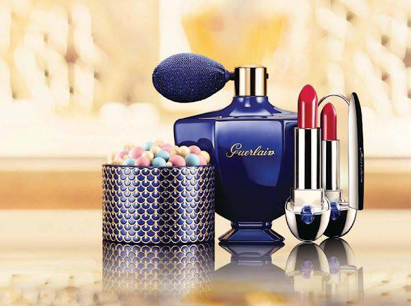Christmas collection Guerlain