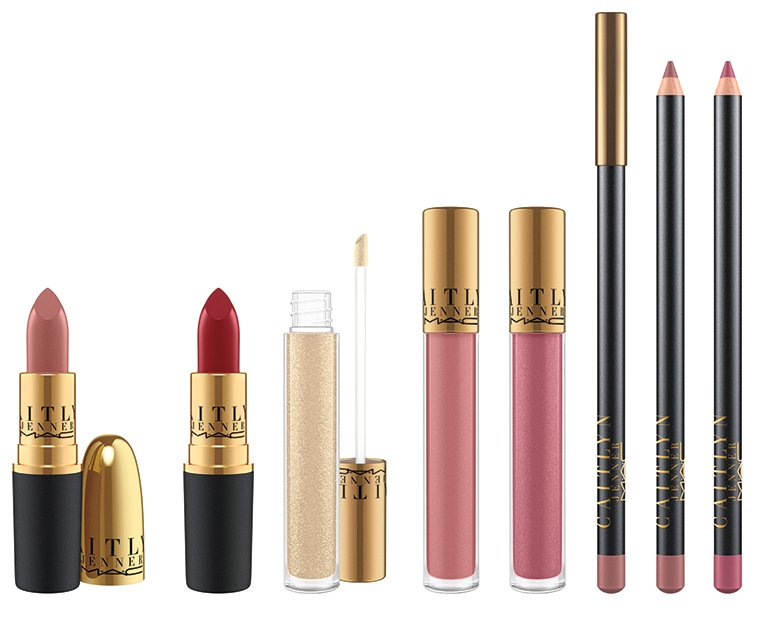 Lip products MAC Catlyn Jenner