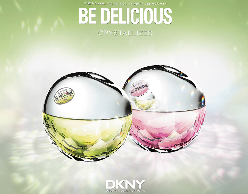 DKNY BeDelicious Crystallized Fresh Blossom Crystallized