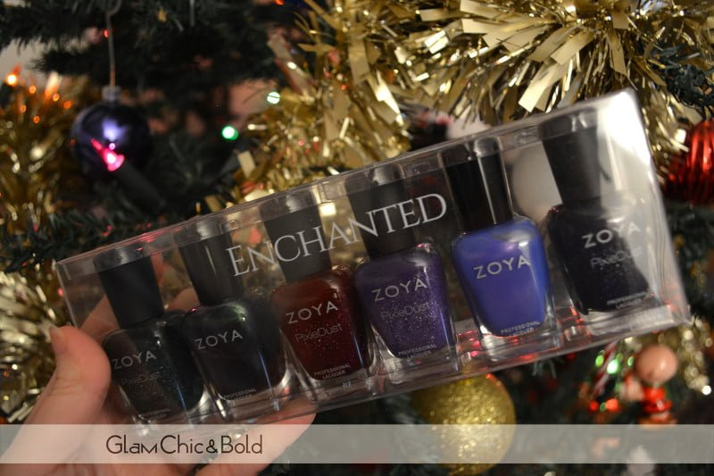 Zoya Enchanted Holiday collection