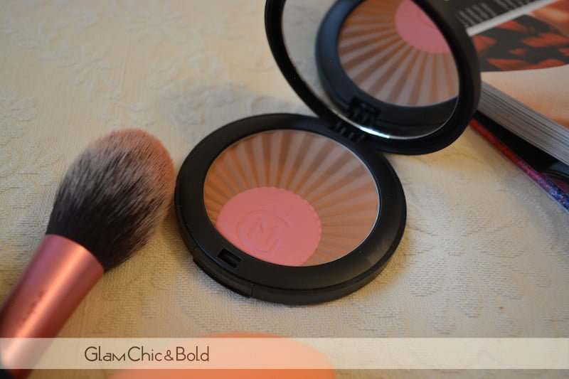 Duo bronzer-blush Maria Galland