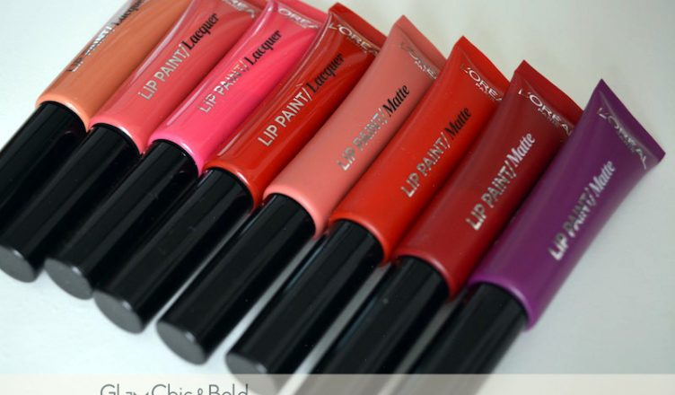 Infaillible Lip Paint L'Oréal