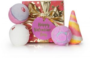 lush Happy Valentines