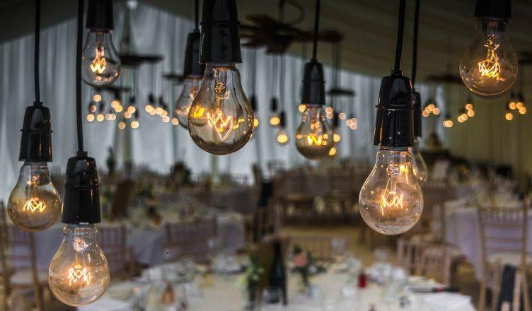 illuminazione wedding