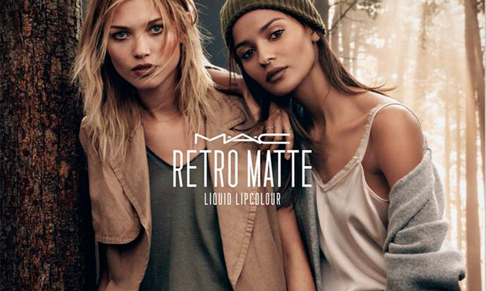 Mac Cosmetics Retro Matte Liquid Colour