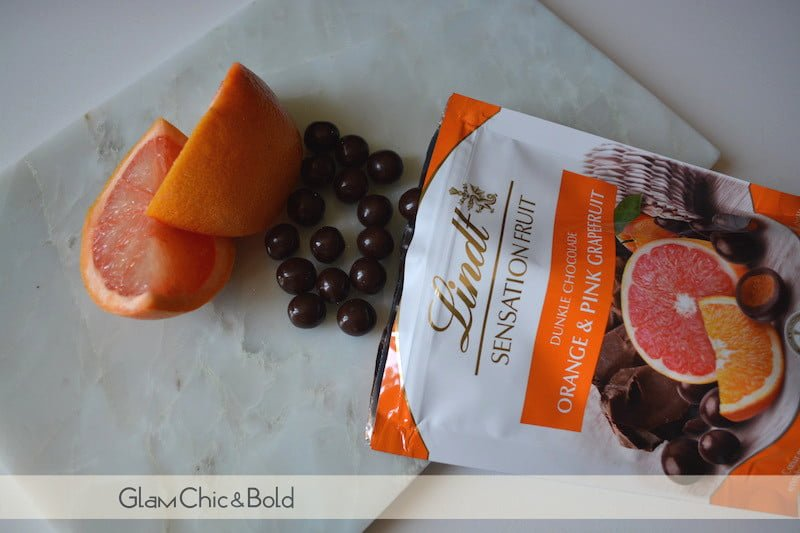 Lindt Sensation Fruit Orange & Grapefruit