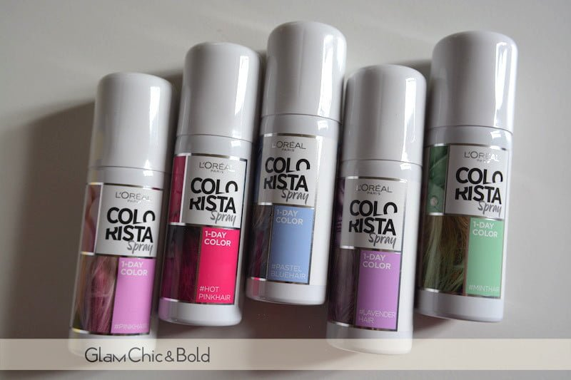 Colorista Spray L'oréal