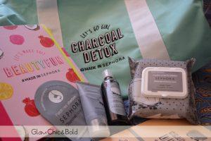 Sephora Charcoal
