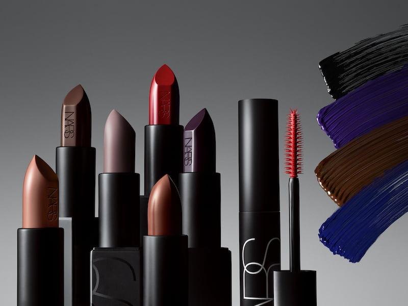 Lipstick and mascara Audacious Fall 2017 collection
