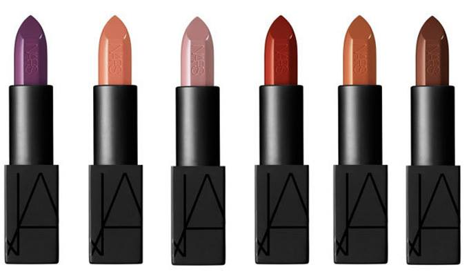 Lipstick Audacious Fall 2017 collection
