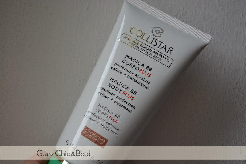 Crema colorata Collistar Perfect Body