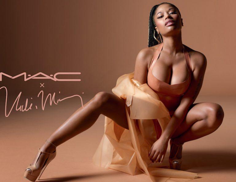 Michi Minaj Mac Cosmetics