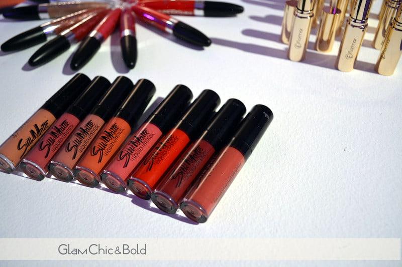 Silk Matte Liquid Lipstick Flormar