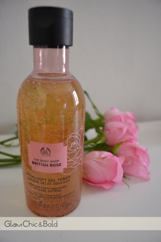 British Rose - Tonique gelée