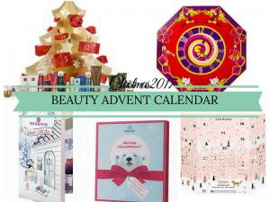 Beauty advent Calendar 2017