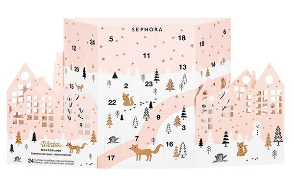 Calendario dell'avvento Sephora