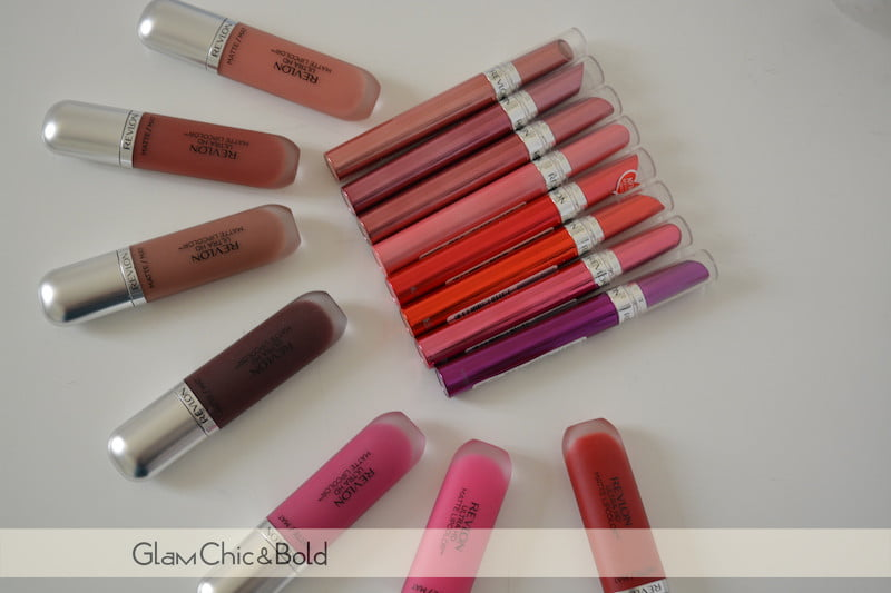 Revlon Ultra HD Gel Lipcolor e Ultra HD Matte Lipcolor