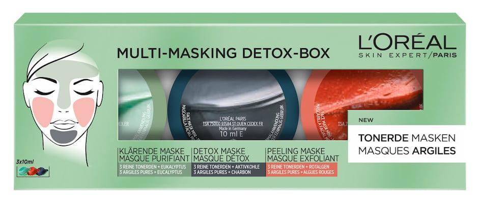 Multi Masking Detox Box