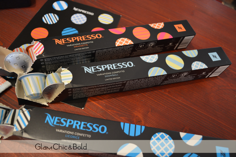 Festive Collection Nespresso