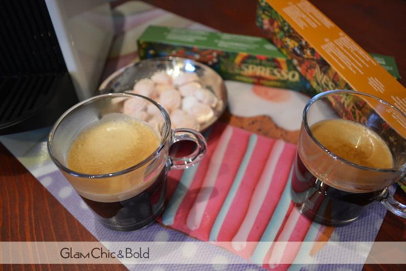Nespresso Robusta Uganda e Arabica Ethiopia Harrar