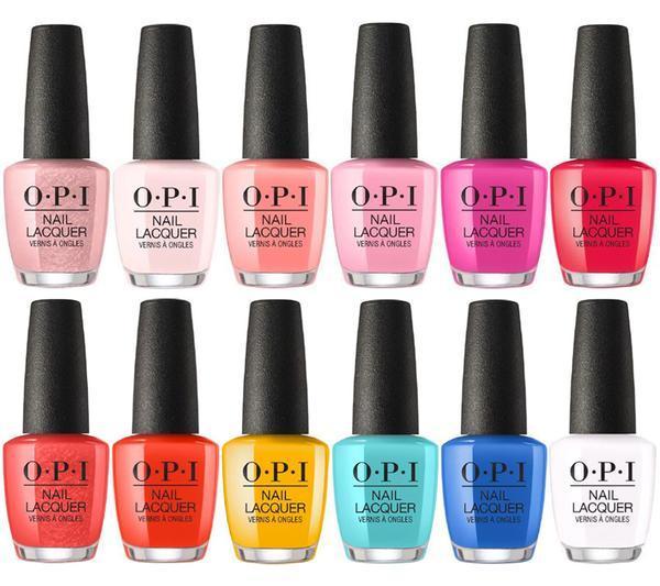 OPI Lisbon Collection