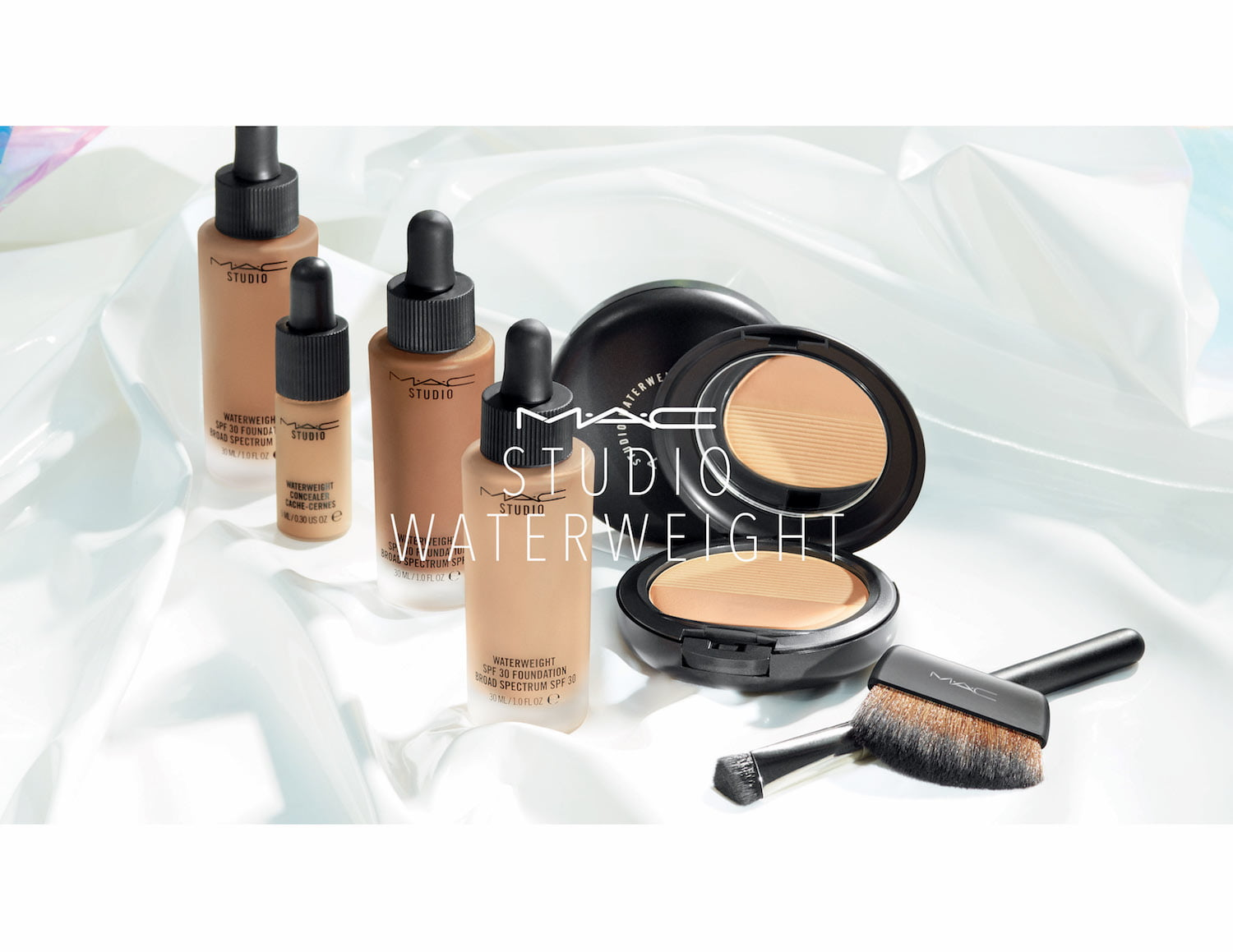 Studio Waterweight Concealer & Powder