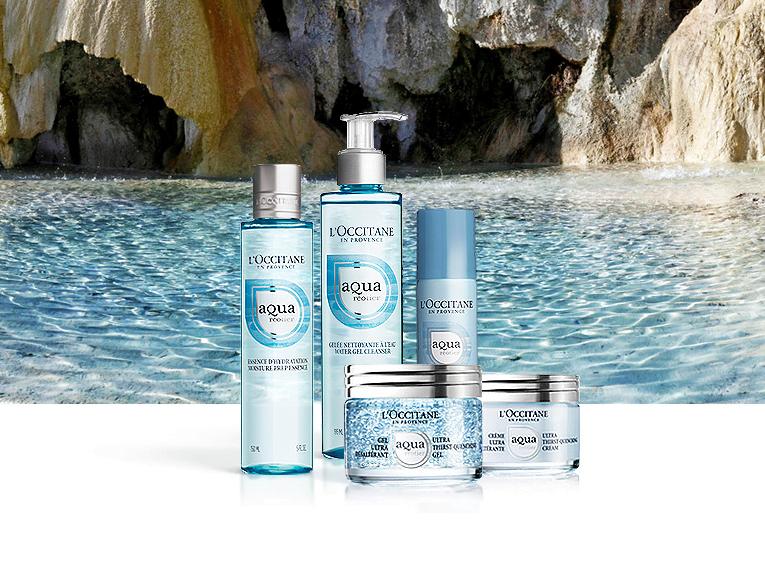 Aqua Réotier L'Occitane