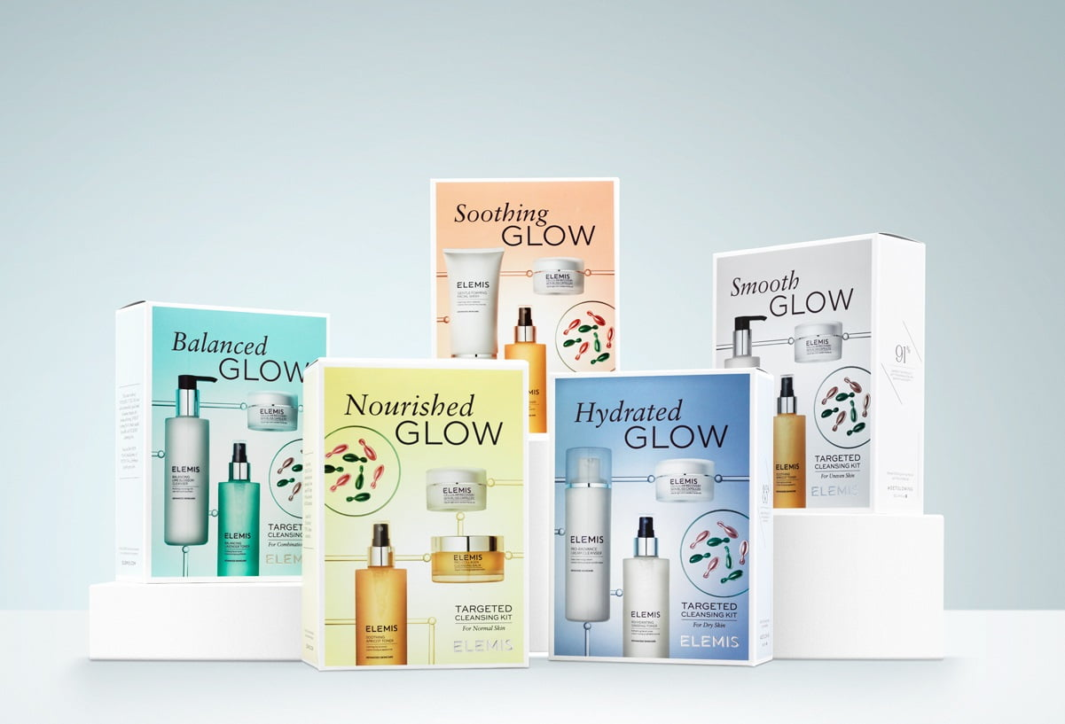 Kit Elemis Get Glowing
