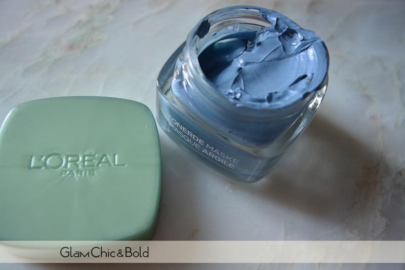 Maschera all'argilla L'Oréal