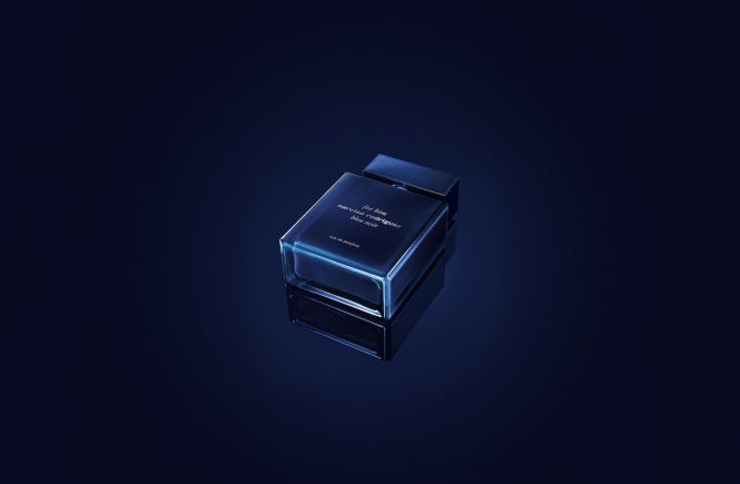Narciso Rodriguez Blue Noir for him Eau de Parfum