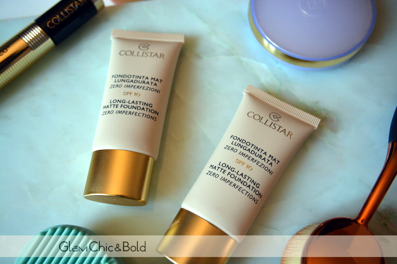 Long Lasting Matte Foundation Collistar