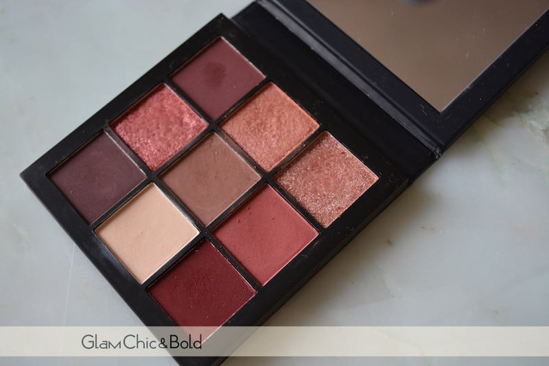 Huda Beauty Mauve Obsession