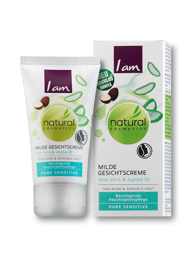 Pure Sensitive I am Natural Cosmetics Migros
