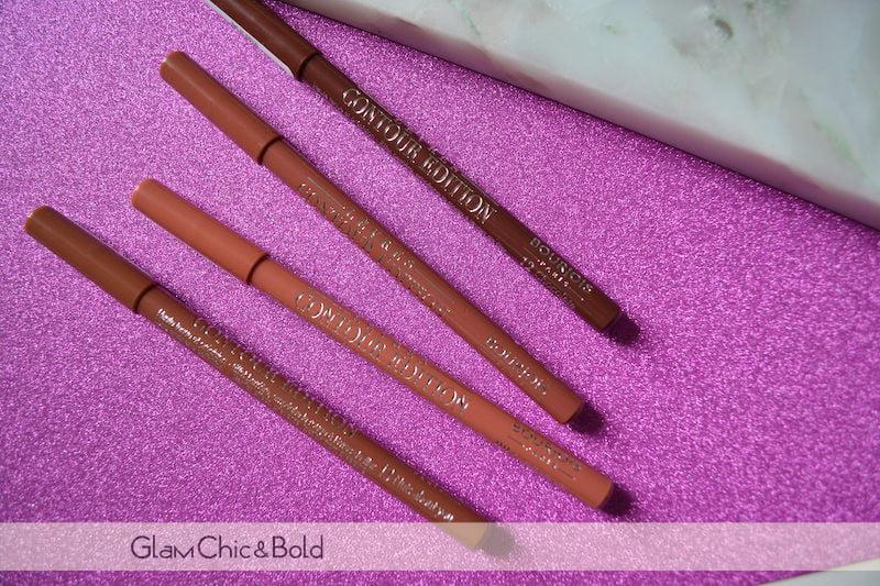 Lip Pencil Bourjois Nude Collection