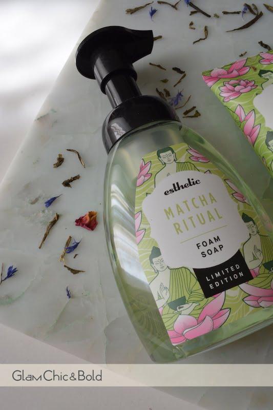 Esthetic Matcha Ritual soap
