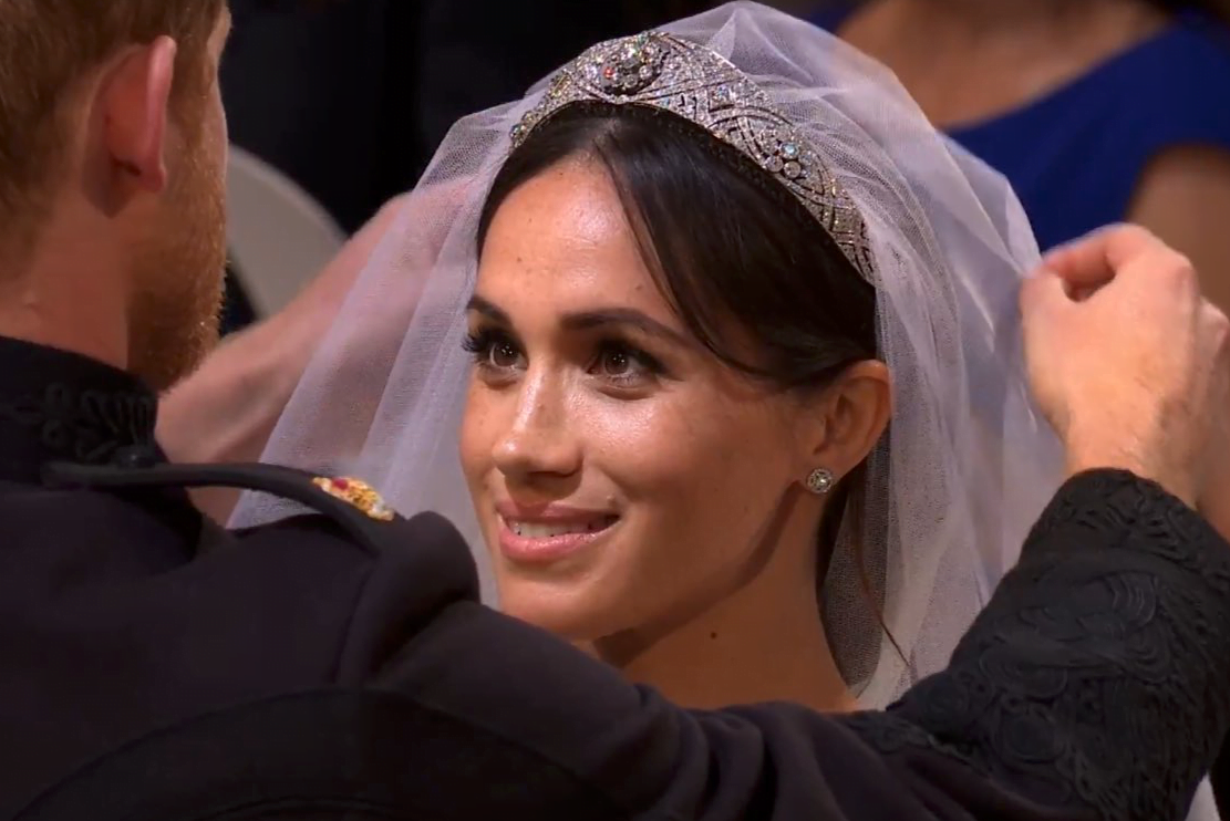 Makeup Royal Wedding Meghan