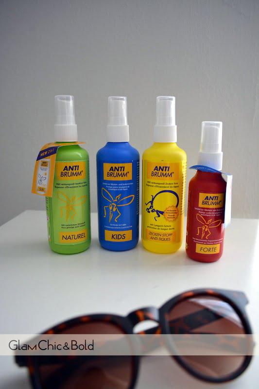 Anti Brumm forte per le zanzare