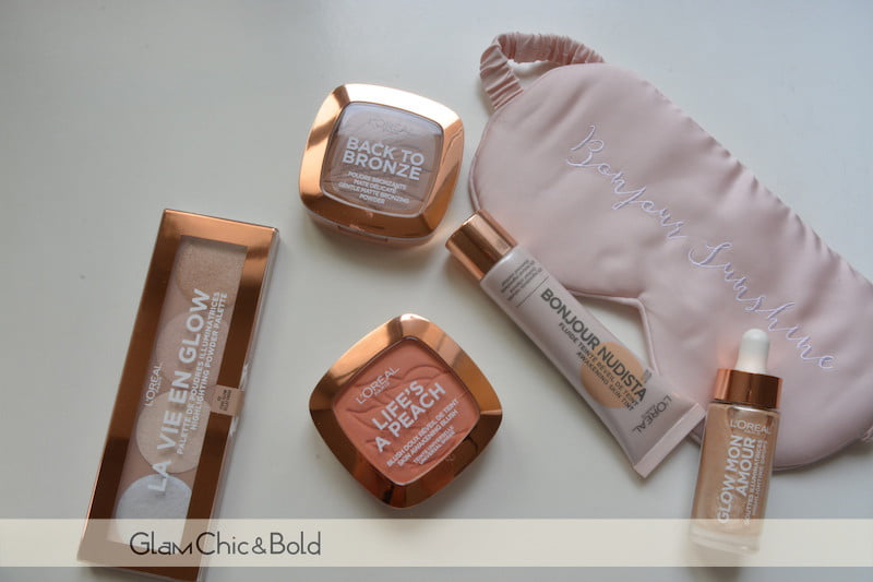 Wake Up and Glow L'Oréal