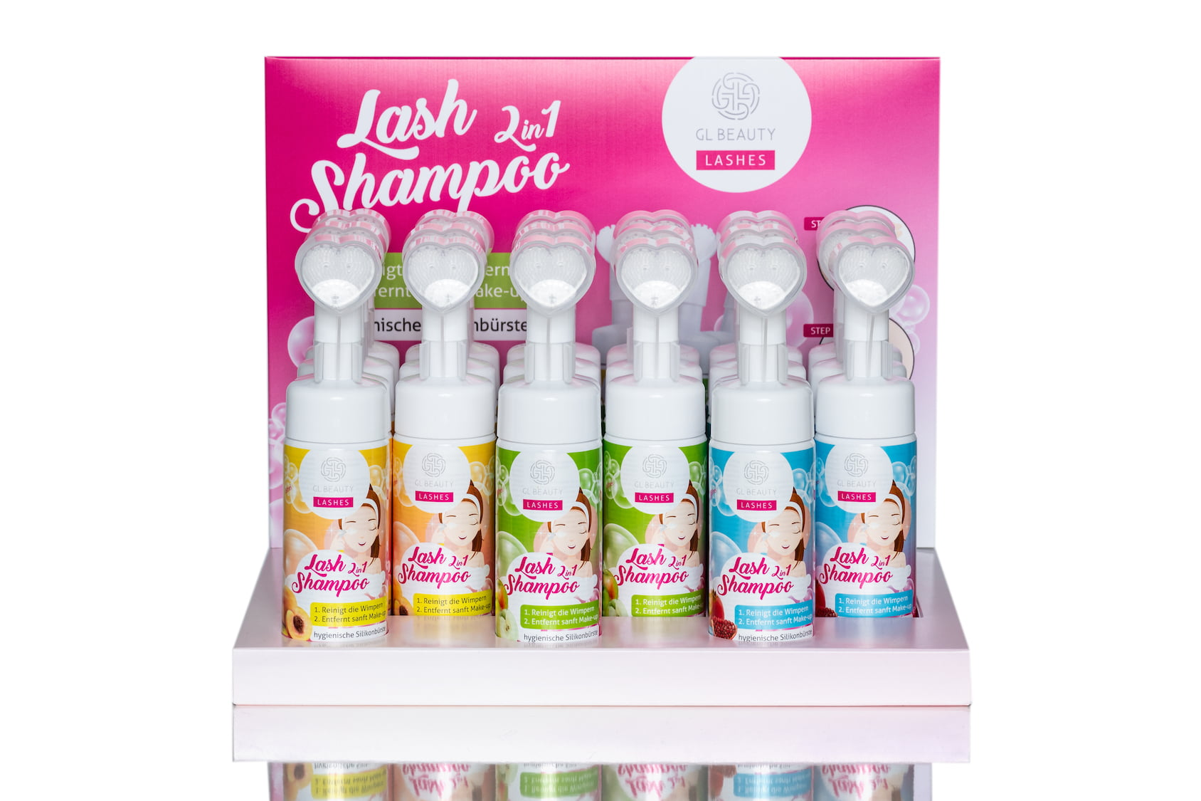 GL Beauty Lash Shampoo