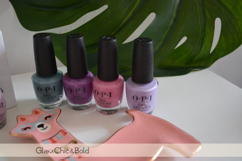 OPI Perù collection