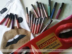 Cream Lip Stain Metallic Sephora